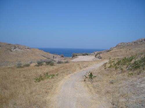 Santorini_beach